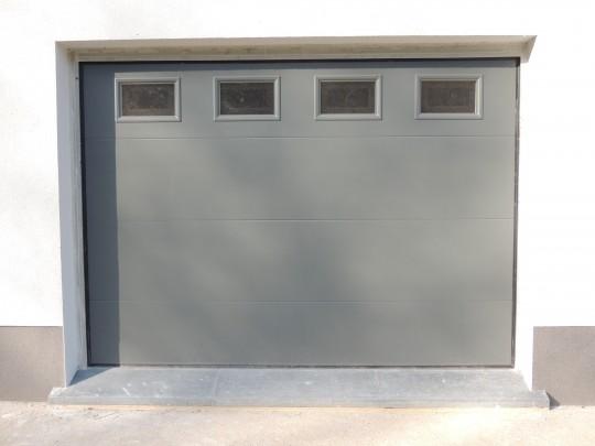 Portes sectionnelles